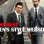 100 Best Men's Style Websites
