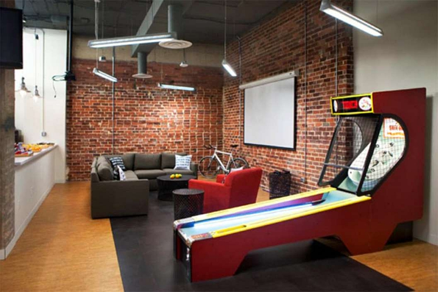 Cool Bachelor Pad Game Rooms Urbasm