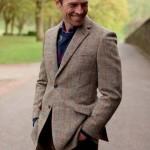 The Tweed Hamish Wool Jacket