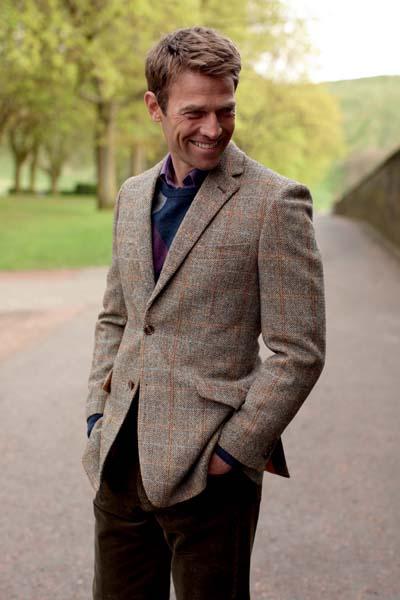 Harris Tweed Hamish Jacket