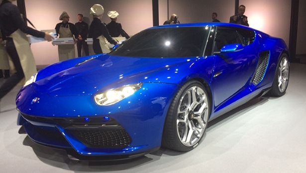 Lamborghini Asterion Is Elegant And Tailored For A 970hp Hybrid