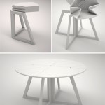 The Transforming Table – A One of a Kind