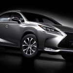 Lexus NX is Both Ugly and Fantastically Modern and Aggressive