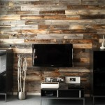 Stikwood Wall Mural Is the Urban Man's Log Cabin Substitute