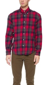Gant Rugger Classic Flannel