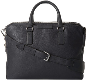 Marc Jacobs Classic Leather Briefcase