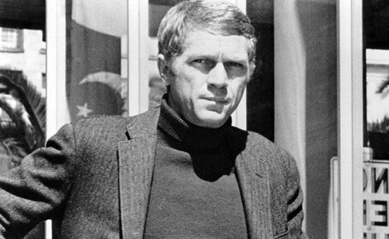 McQueen Roll Neck Turtleneck Sweater