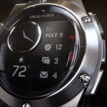 Sexy HP MP Chronowing Watch – And It's Digital Too