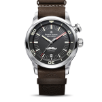 Movember Diver Watch by Maurice Lacroix