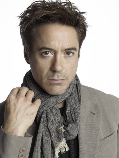 Robert Downey jr scarf