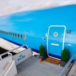The Royal Dutch Airlines Luxury KLM Bachelor Pad