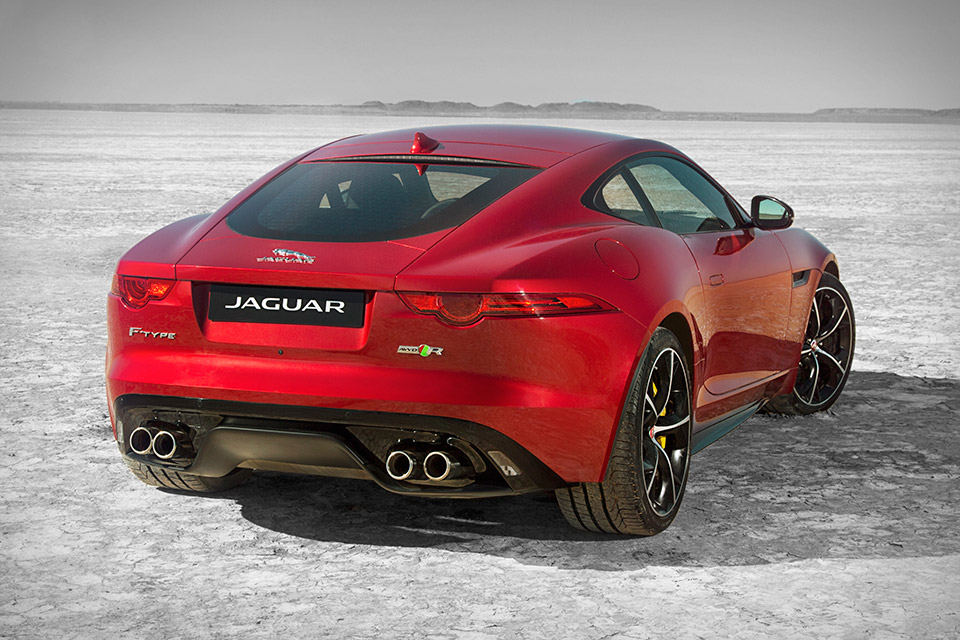 Jaguar AWD F-Type R