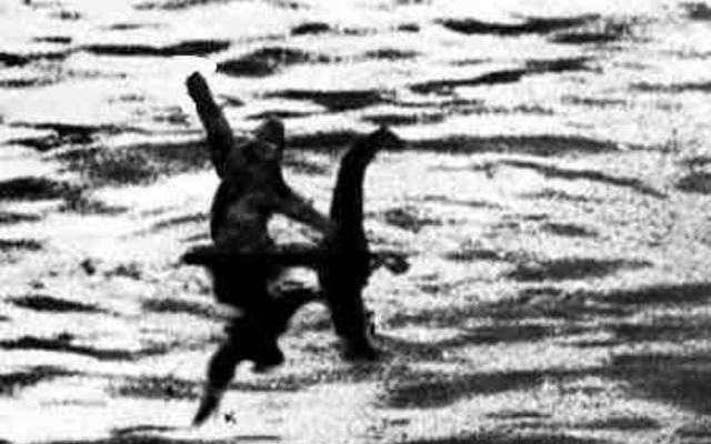 Bigfoot and the Loch Ness Monster