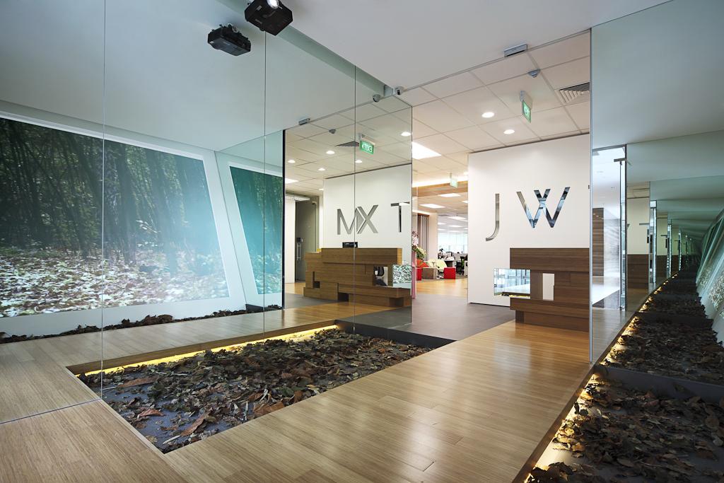 JWT office - Singapore