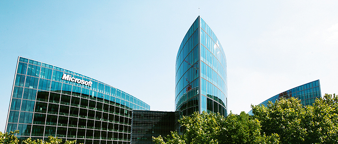 Microsoft office headquarters