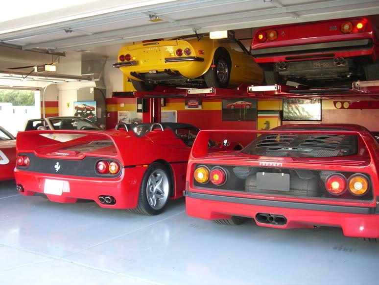 Ultimate Million Dollar Garages By Eric J Leech Details Style