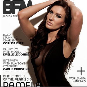 Pamela Jean Noble - BFM cover