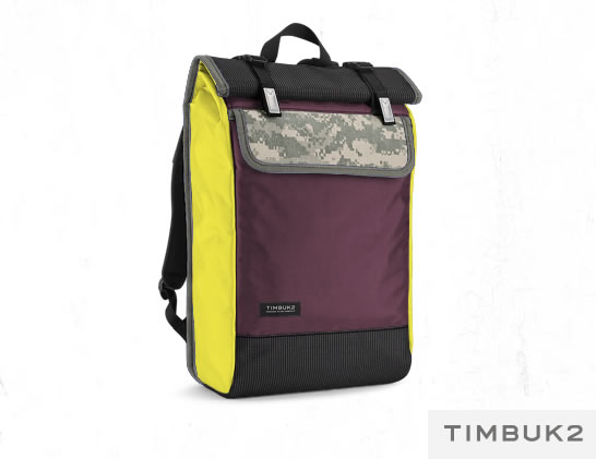 0f141832fc78 Timbuk2 Prospect Laptop Backpack - A New Take on Tradition - Urbasm