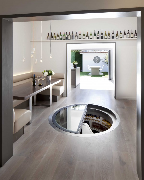 Awesome Wine Cellars For Small Spaces By Eric J. Leech