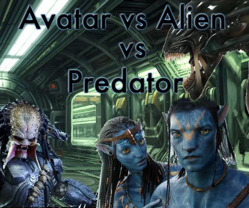 Avatar Vs Alien Vs Predator