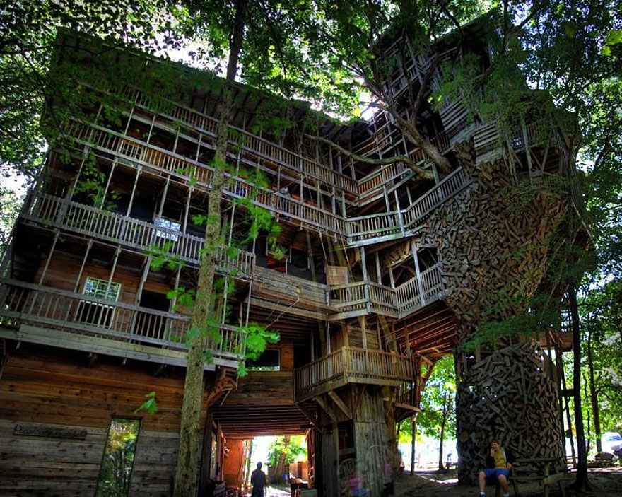 Awesome Treehouse 7