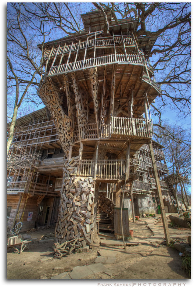 Awesome Treehouse 7a