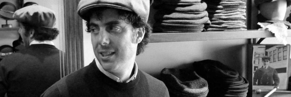 Ben Goorin flat cap