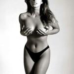 Cindy Crawford - hand bra