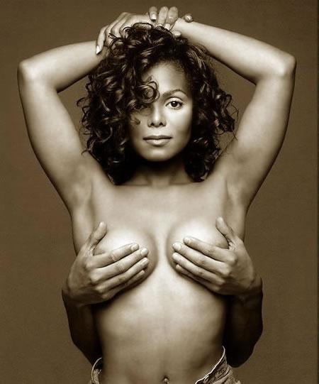 Hand Bra - Janet Jackson