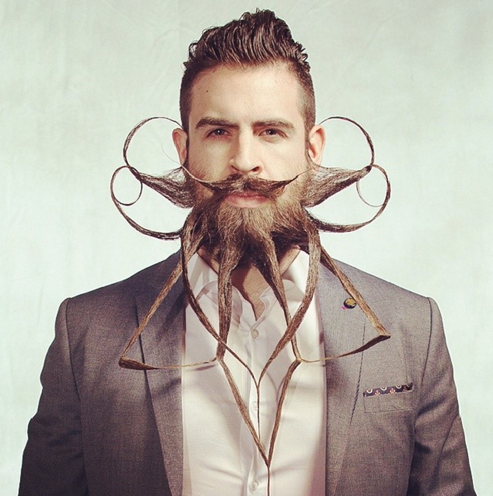 Isaiah Webb A Man Of True Style By Eric J Leech Details Style - Mr incredibeard really coolest beard ever seen