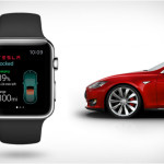 When Technology Collides – Tesla Hooks Up With Apple