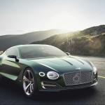 Revved Up For Bentley EXP10