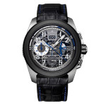 Jaeger-LeCoultre Master Compressor Extreme Lab 2 Goes Blue