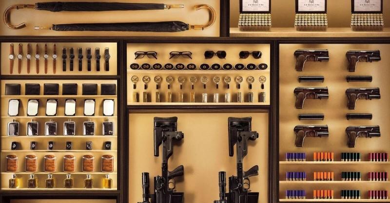 Gentlemens closet