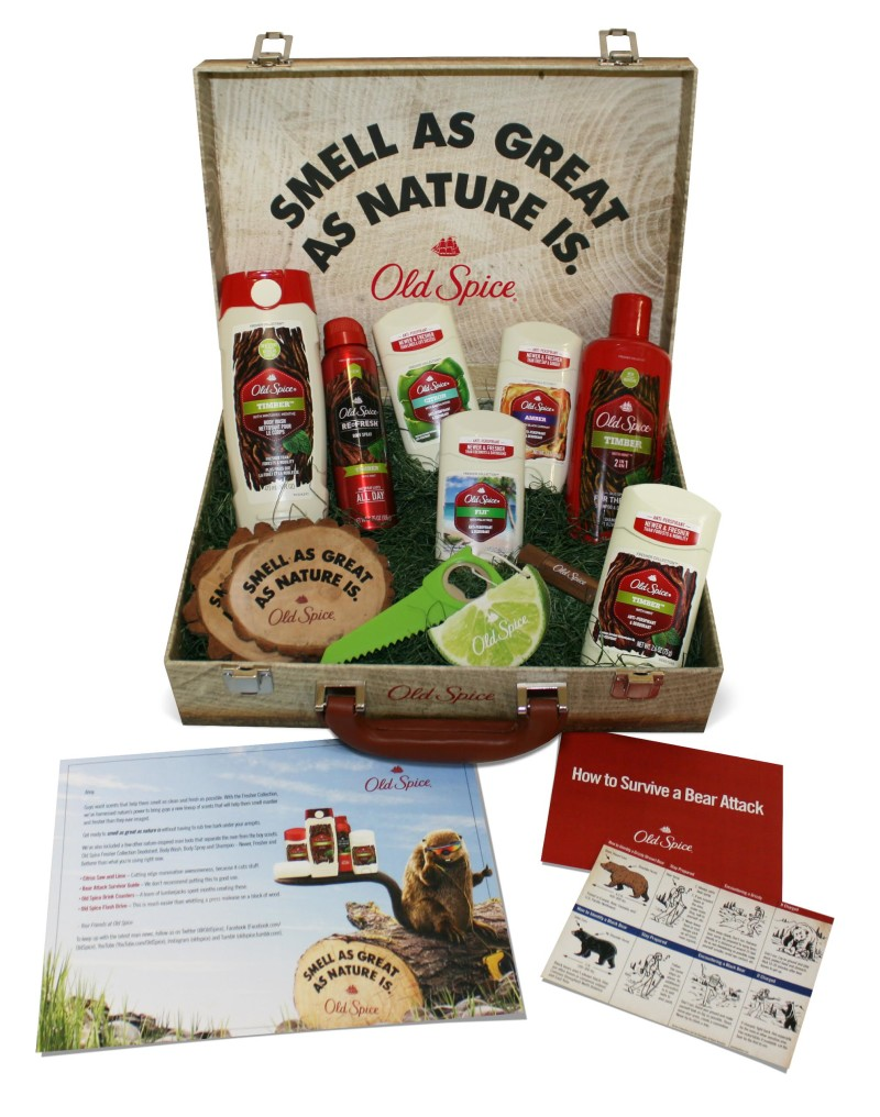 Old Spice Fresher Collection Kit