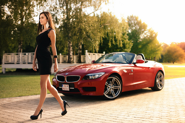 Sexy Women And Cars 110