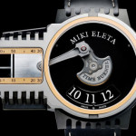 Miki Eleta's Timeburner – Premier of the Internal Combustion Watch