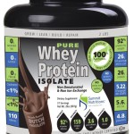 Pure Whey Protein Isolate – The Protein Powder That Delivers
