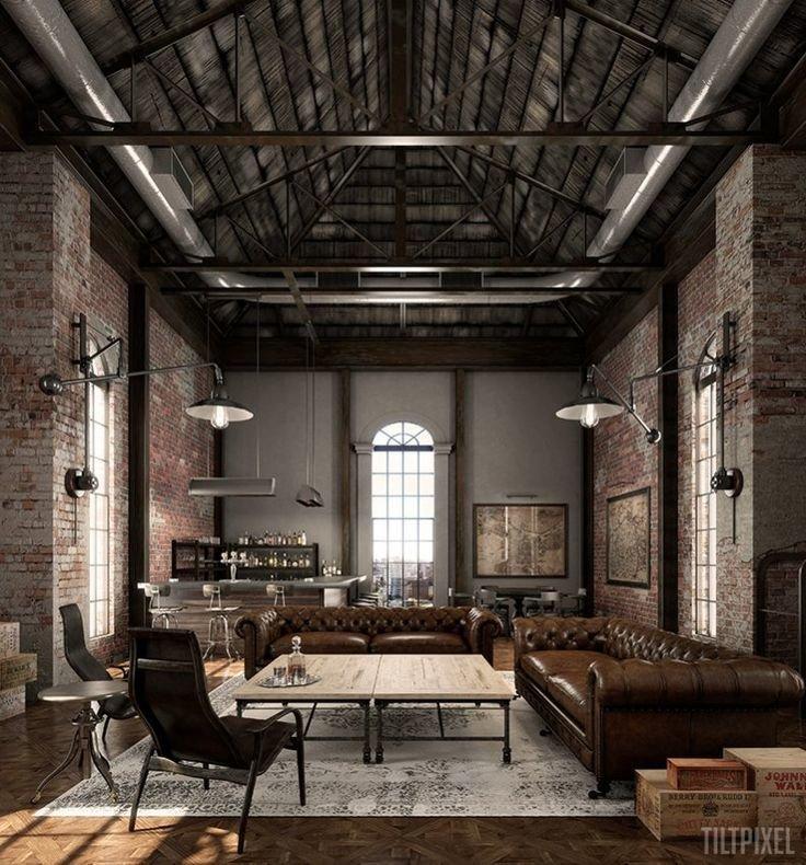 The gentleman 39 s loft living without boundaries part 2 urbasm - Loft apartment definition ...