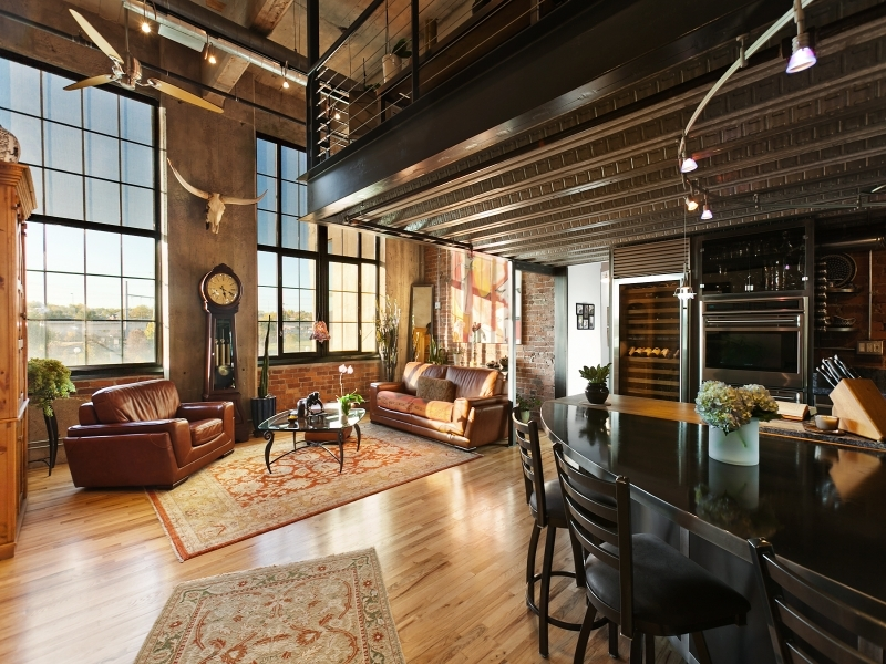 The Gentleman S Loft Living Without Boundaries Urbasm