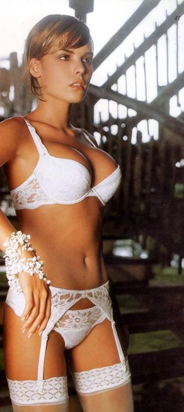 Melisa lingerie sexy clip