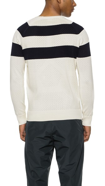 Homecore Air Focused Striped Sweater