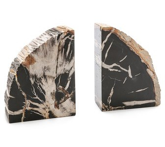 Tom Dixon Fossil Bookends