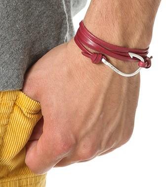 Miansai Hooked Leather Bracelet 2