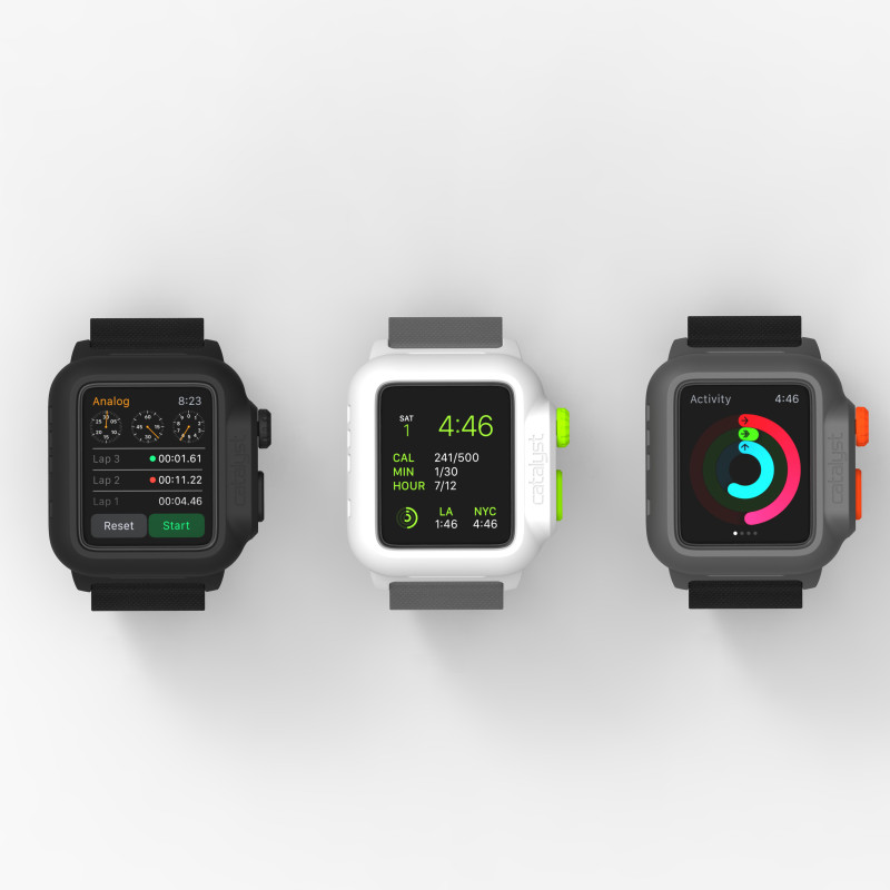 Catalyst Apple Watch. 3 Colors