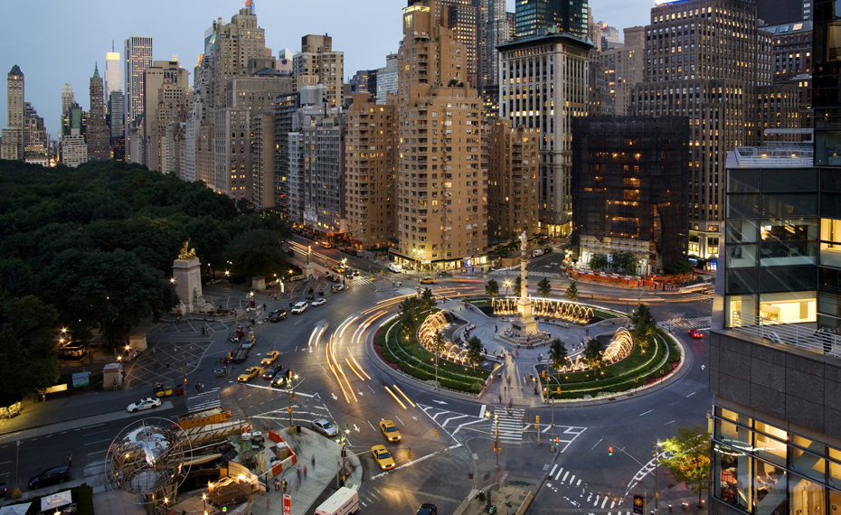 New York City - Columbus Circle