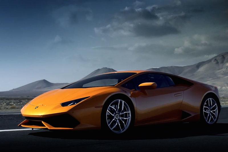 Lamborghini Huracan LP 610-4