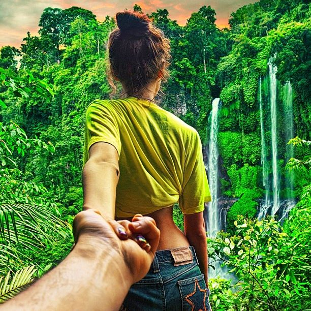 Off The Grid - travel with girlfriend