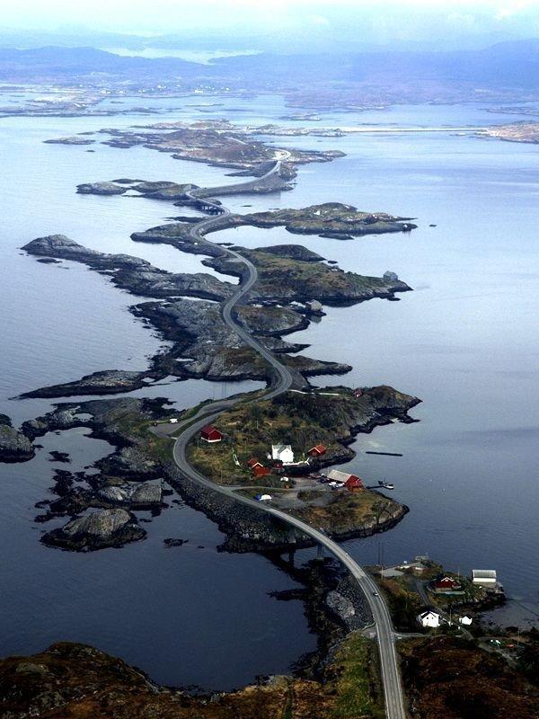 archipelego island bridge drive