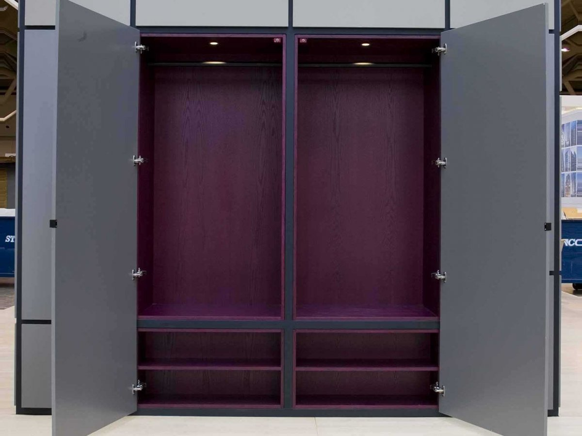 Cubitat - closet